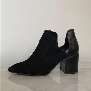 Zara Point Toe Heel Booties